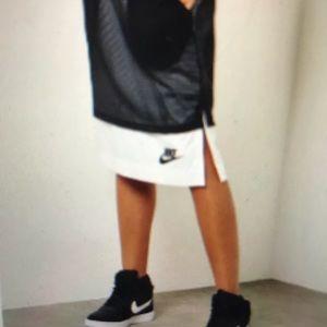 Nike Mesh Overlay Skirt Modest Athletic Wear